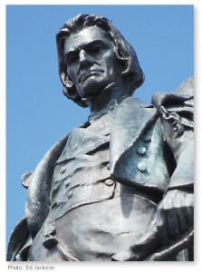 John C. Calhoun Statue
